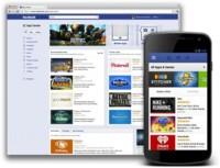 Facebook App Center abre sus puertas con acceso a 600 aplicaciones