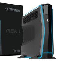 El nuevo PC compacto para el salón de Zotac viene con alma de videoconsola
