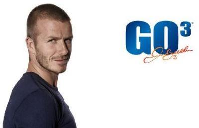 Los palitos de David Beckham