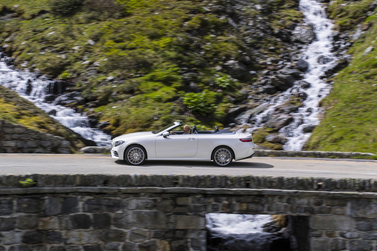 Foto de Mercedes-Benz Clase E Cabrio, toma de contacto (81/156)