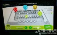 De compras con la tecnología como un asistente personalizado