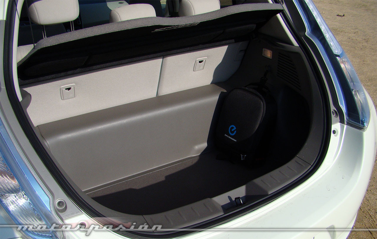 Foto de Nissan Leaf, prueba (26/27)