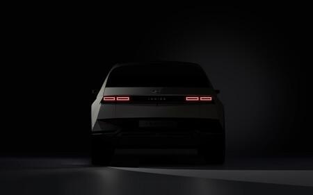 El Hyundai IONIQ 5 conserva un diseño casi idéntico al 45 EV del que deriva.