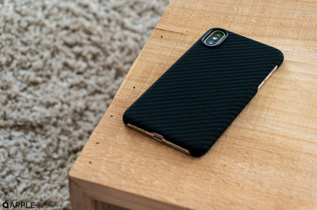 Funda Antibalas Iphone Applesfera Pitaka Magcase 12