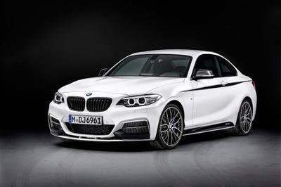 BMW Serie 2 Coupé M Performance