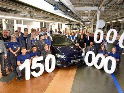 ¡150 millones! El número de automóviles que Volkswagen lleva ya fabricados
