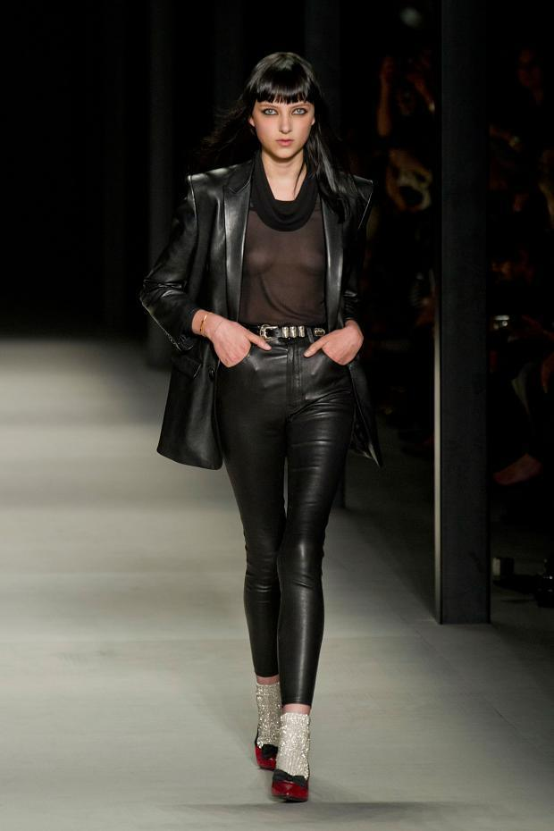 Saint Laurent Primavera-Verano 2014