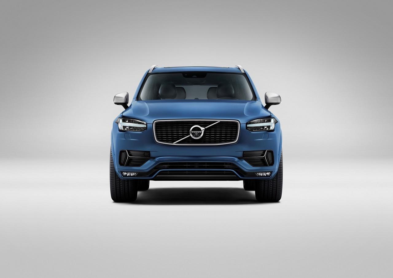 Foto de Volvo XC90 R-Design 2015 (6/15)