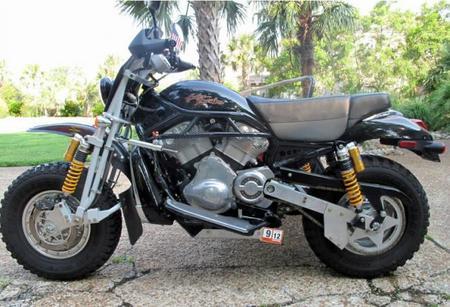 Harley Davidson Vrsc sidecar