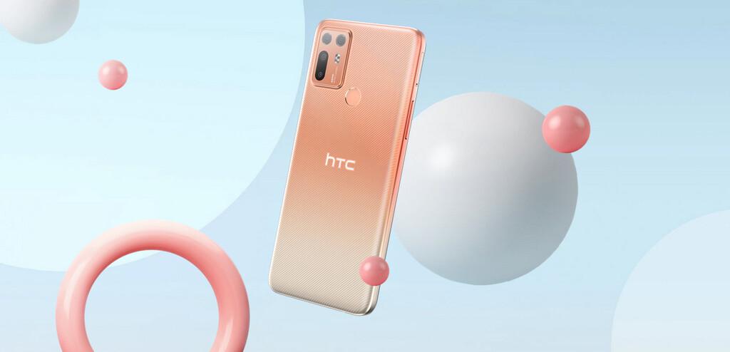 HTC Desire 20+: HTC sube el listón en fotografía y autonomía con su nuevo modelo de gama media