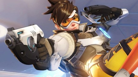 Play As Overwatchs Tracer Using Street Fighter 5 Mod 1am7 640