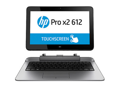 HP Pro X2 612, el dispositivo con el que HP quiere competir con el Surface Pro 3