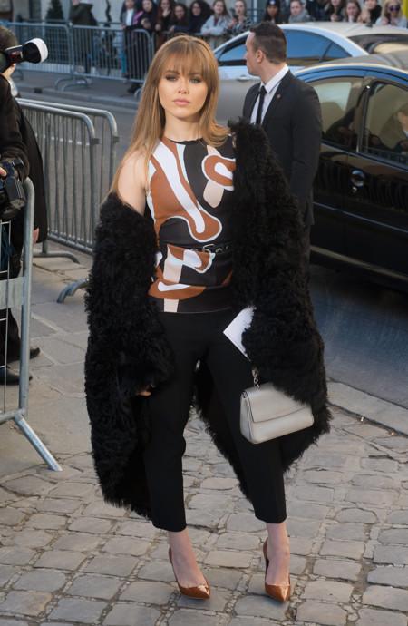 Looks Kristina Bazan Fashion Weeks 2016 2