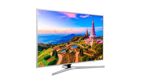 Más barata que nunca: la Samsung UE49MU6405 4K de 49 pulgadas, ahora en Amazon por 629 euros