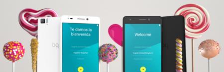 bq Aquaris E5s, un renovado E5 4G con un Snapdragon 412 y Android Lollipop de fábrica