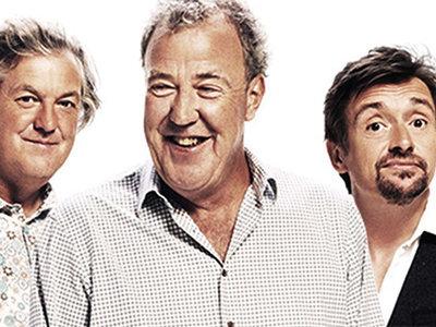 Clarkson, Hammond y May te darán instrucciones en Waze