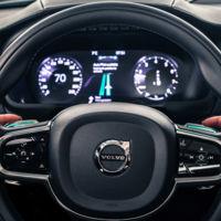 Así visualiza Volvo su interfaz de usuario para futuros coches autónomos
