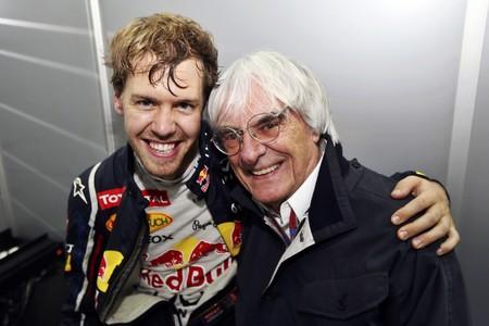 Bernie Ecclestone Formula 1 1