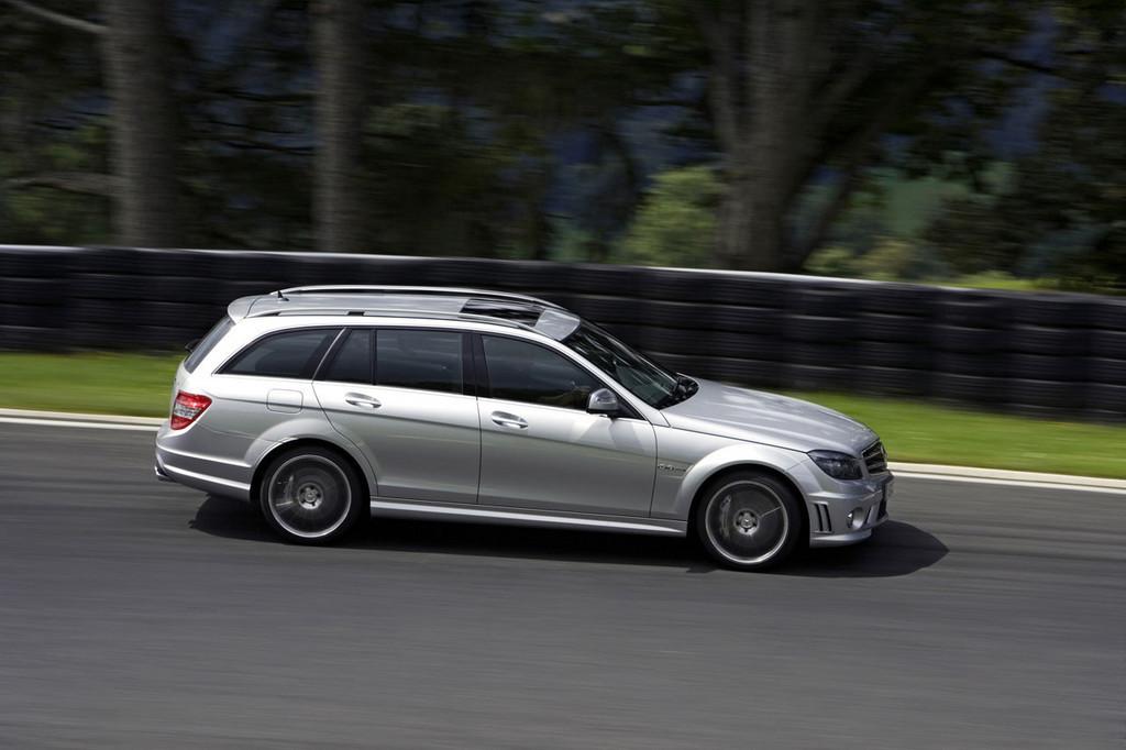 Foto de Mercedes-Benz C63 AMG Estate (1/7)