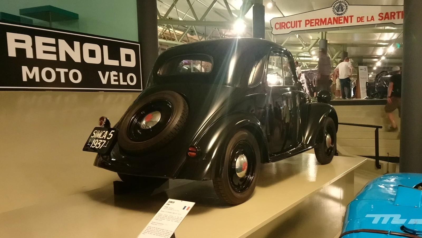 Foto de Museo de las 24 Horas de Le Mans (crecimiento) (24/33)