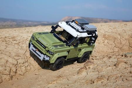 Land Rover Defender 2020 Lego 0919 005