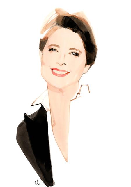 Lancôme: Isabella Rossellini