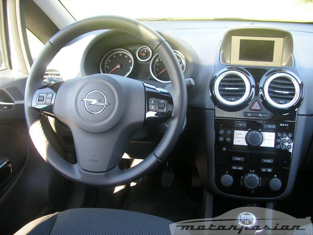 Opel Corsa (prueba)