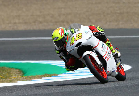 Marcos Ramirez Moto3 2017