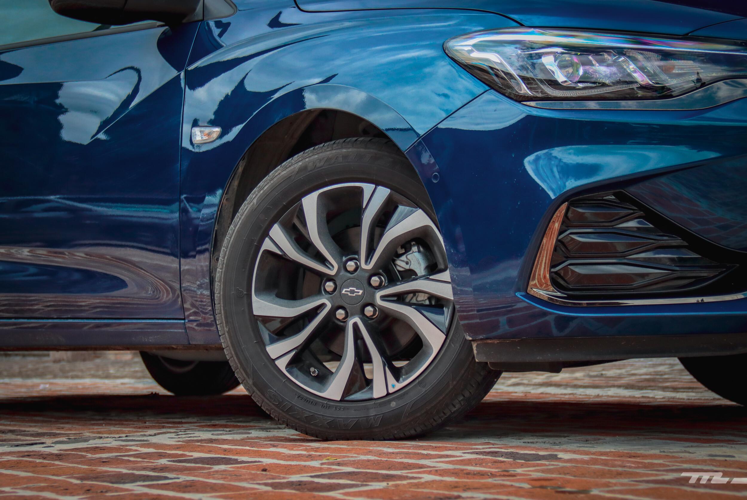 Foto de Chevrolet Cavalier Turbo 2022: Primer vistazo (21/37)