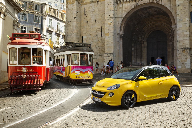 Foto de Opel Adam (8/50)