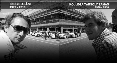 El húngaro Balázs Szobi fallece en un accidente de avioneta