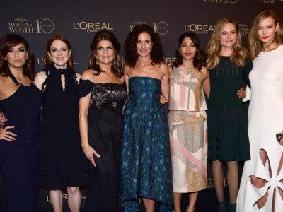 Las mujeres más excepcionales se dieron cita en los premios L'Oréal Women of Worth