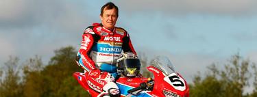John McGuinness: de albañil y pescador a leyenda de las road races con 23 victorias en el IOMTT