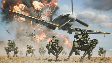 El campo de batalla de Battlefield 2042 puesto a prueba: esta comparativa pone frente a frente el título en PS5, Xbox Series X/S y PC