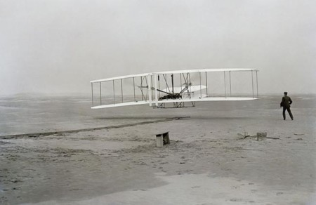 Primer Vuelo Wright Fyer
