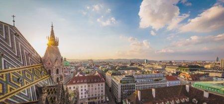 Videos inspiradores: El espectacular timelapse para recorrer Viena en dos minutos