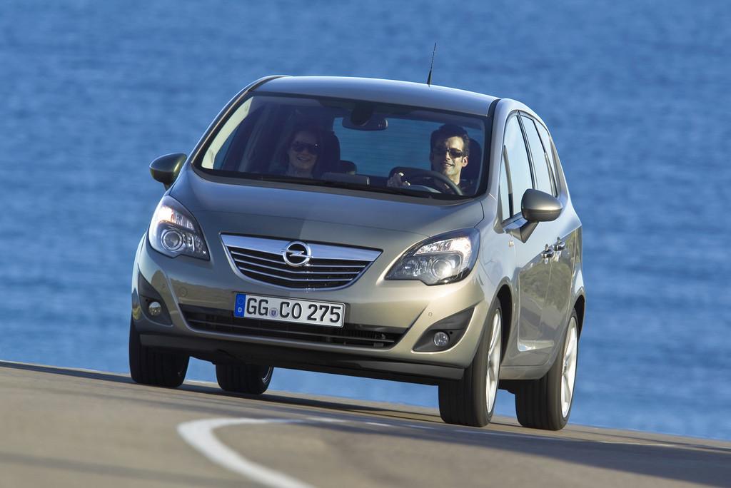 Foto de Opel Meriva (10/69)