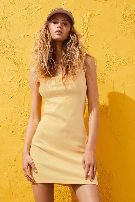 Vestido Low Cost Color Verano 02