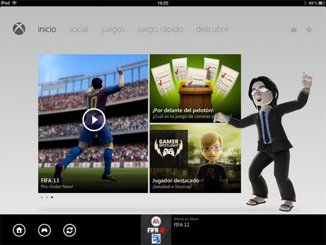 My Xbox Live iOS