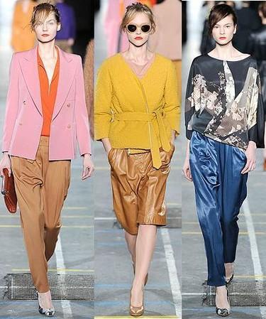 Dries Van Noten Otoño-Invierno 2009/2010 en la Semana de la Moda de París