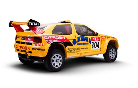 El Citroën ZX Rallye-Raid cumple 30 años