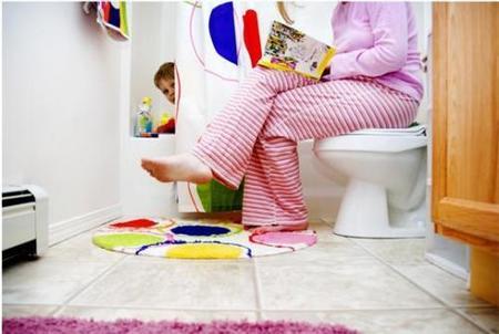 Crear un baño para niños