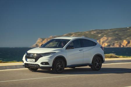Honda HR-V Sport 2019 prueba contacto