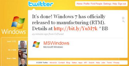 Windows 7 ya está en fase RTM