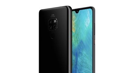 Huawei Mate 20: un equilibrado móvil en la gama alta con tres cámaras y el primer procesador de 7 nm en Android
