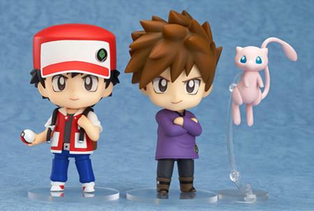 Lo sentimos, pero en febrero tu cartera no descansara gracias a estos Nendoroids de Pokémon Rojo y Azul