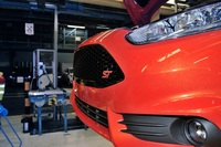 Arranca la producción del Ford Fiesta ST 2013