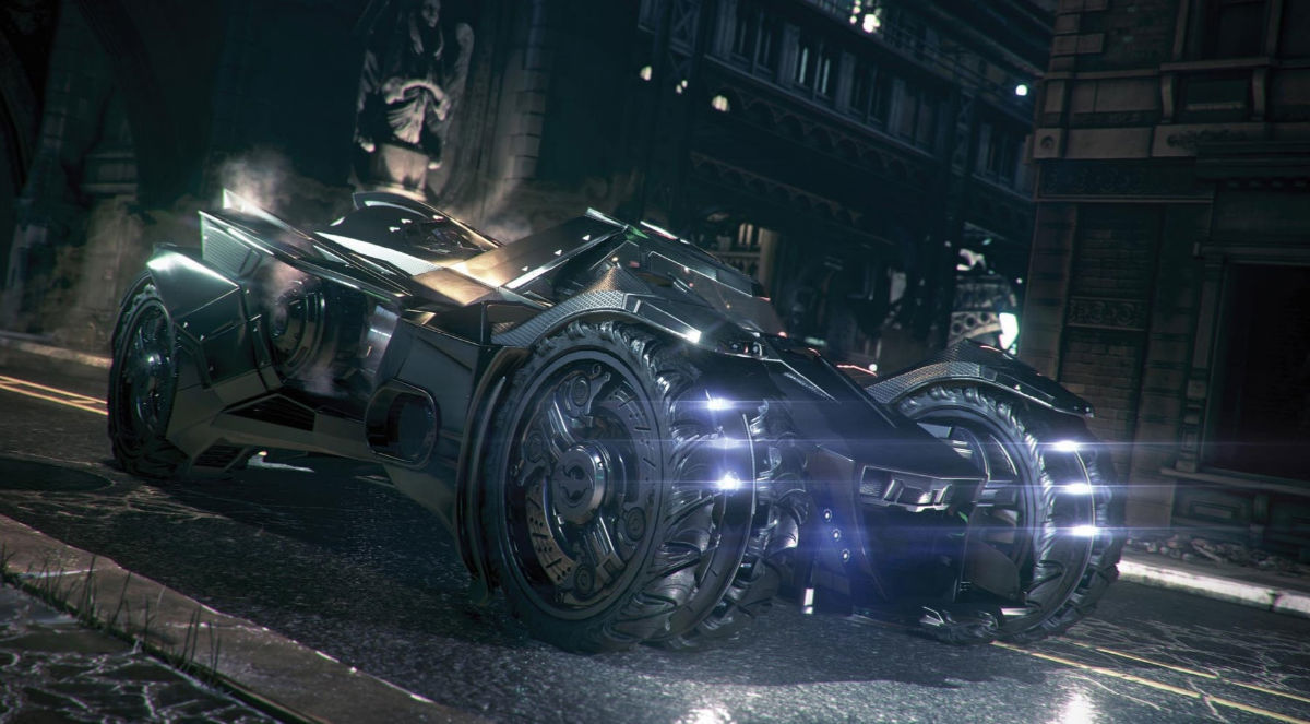 Foto de Batman: Arkham Knight (6/12)