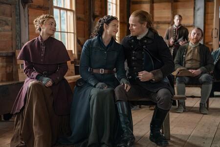 Outlander Temporada 6 Imagen