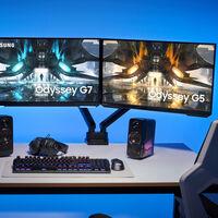Los monitores Odyssey de Samsung llegan ahora con pantalla plana, 4K, hasta 165 Hz e incluso HDMI 2.1